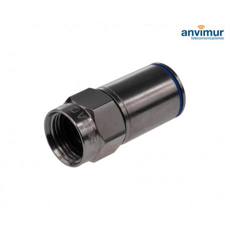 Conector Fm Compresión Ø6.8mm