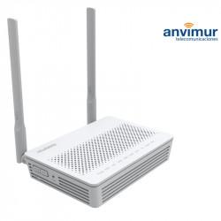 ONT Huawei EG8141A5 | 1GE + 3FE + 1TELF. + Wi-Fi 2.4G. 5dBi.
