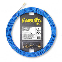 ANGUILA MAX Ø 4,5mm Polyester Triple Twisted 22m
