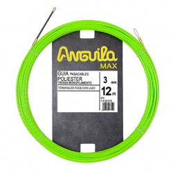 ANGUILA MAX Ø 3 mm Polyester Monofilament twisted 12m