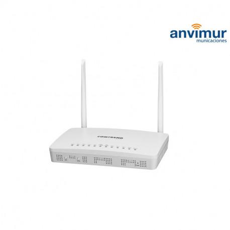 ONT Comtrend GRG-4267uf | 4GE + 2 TELF. + 1 USB + Wi-Fi 2.4G/5G AC+RF