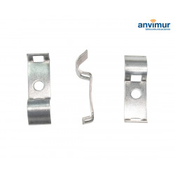 Wall Clamp Ø12mm N°0 (1200 unit pack)
