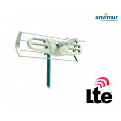 DTT COMPACT HD Antenna with LTE Filter