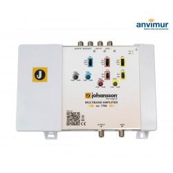 Multiband Amplifier Johansson 7784