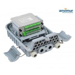 OTB 4+16 Ports and 16 Mergers LGX