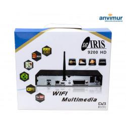 Satellite Receiver IRIS 9200HD + PVR