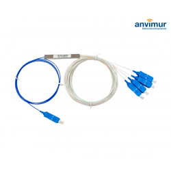 Splitter 1:4 SC/UPC connector