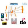 Antena TDT HD 18dBi con Filtro LTE700 SMT85G