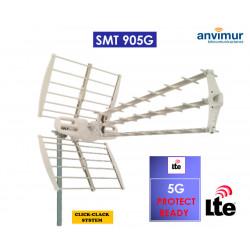 Antena TDT HD PREMIUM 20dBi con Filtro LTE700