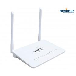 ONT ANFIT105M | 4GE. + 1POST + 1USB + Wi-Fi 2.4G/5G 5dBi