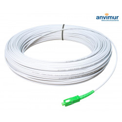 Patch Cord SM9/125, length 80 meters with connector