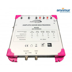 Multiband Amplifier Novamax MA50