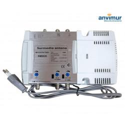 Multiband Amplifier 40dB 5G LTE SMB520
