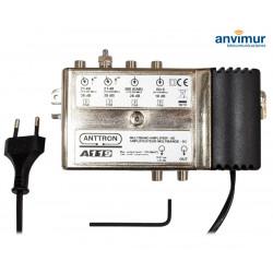 Amplificador Multibanda 5G LTE ANTTRON 4 Entradas
