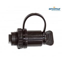 Adapter H/H - LC/UPC Duplex