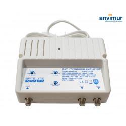 Amplificador Interior TV + SAT Lte700