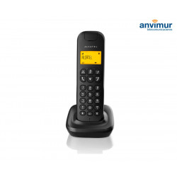 Cordless phone ALCATEL D135 BLACK