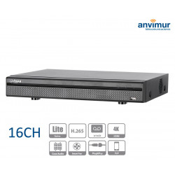 DVR 16 Canales 5en1 - HDCVI/IP 1080P@12IPS +8IP 5MP