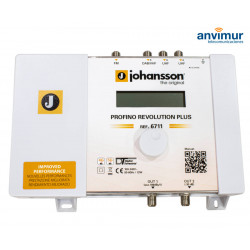 Johansson Programmable Amplifier 6711