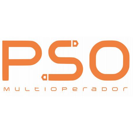 PSO-Multioperador