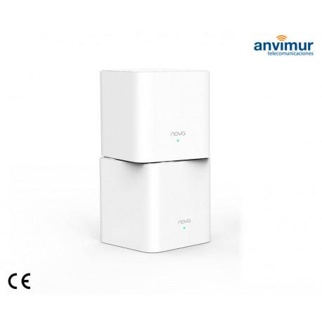 AC1200 Whole Home Mesh WiFi System, 2 pack | TENDA