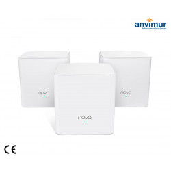 AC1200 Whole Home Mesh WiFi System, 3 pack | TENDA
