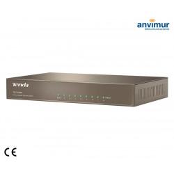 Switch 8 puertos Gigabits 10/100/1000 | TENDA