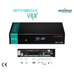 Receptor Satélite GTMedia V8X DVB-S/S2/S2X