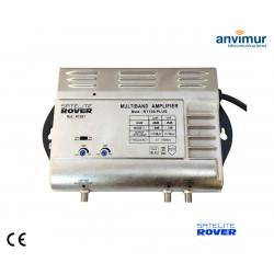 Amplif. Central Multibanda. 1E / 45dB / RT-100 PLUS Lte700