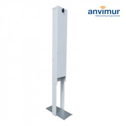 Multi-Client distribution cabinet up to 48 users