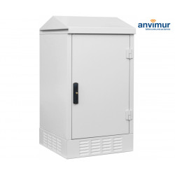 Outdoor Distribution Cabinet FTTH for 16 SC SX adapters