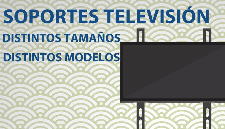 Soportes de TV