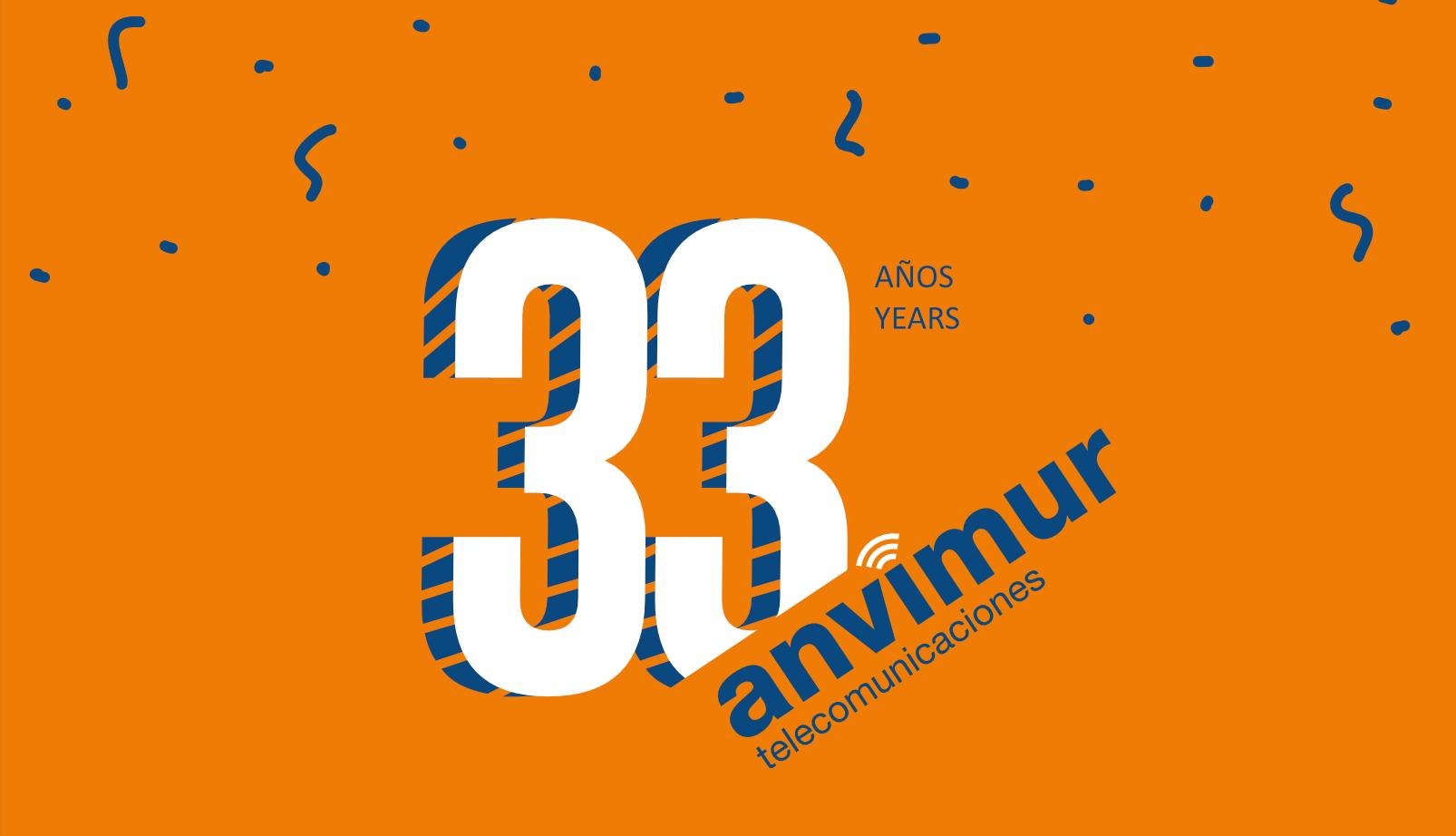 Aniversario Anvimur Telecomunicaciones