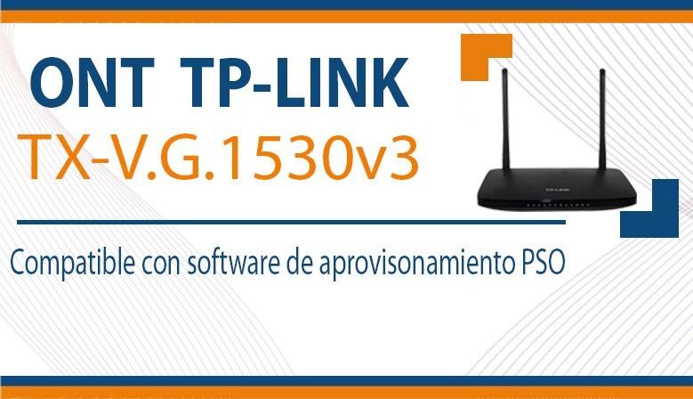 Anvimur distribuye en exclusiva la ONT TPLINK TX-VG1530v3 4GE + 2
