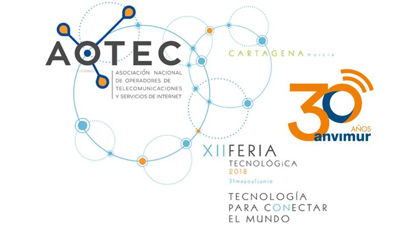 Nos complace hacerle llegar su invitación para la XII Feria Tecnológica AOTEC